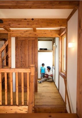 収納や個室など、多彩な用途の納戸